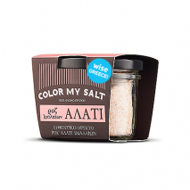 Color my salt ροζ αλάτι