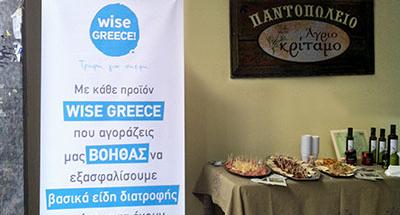 <!--:EL-->Η Wise Greece στο Άγριο Κρίταμο <!--:-->