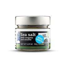 8. Salt Odyssey Oregano and seseme