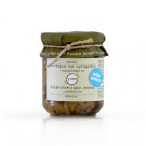 Yiam προσφάι μανιτάρια-κρεμμύδια