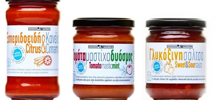 H Simply Greek και η Amvrosia Gourmet δημιουργούν αποκλειστικά προϊόντα για τη Wise Greece!