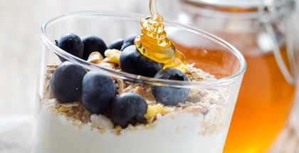 μέλι διατροφική αξία