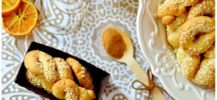 Συνταγή: Μυρωδάτα κουλουράκια πορτοκαλιού