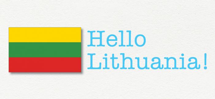 H Wise Greece στη Λιθουανία!