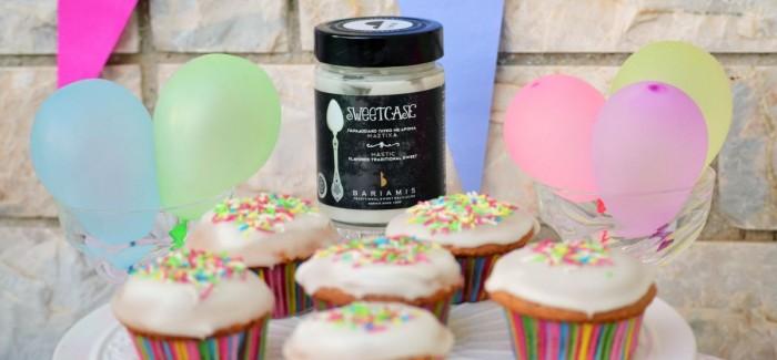Συνταγή: Cupcakes με γλάσο υποβρύχιο