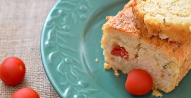 Συνταγή: Αλμυρό Cake με πιπεριές