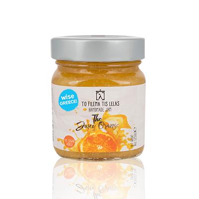 marmelada portokali