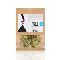 Laconian Herb Society Ρόφημα Τσάι βουνού με ροδάκινο