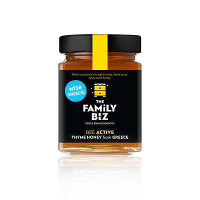The Family beez Mέλι θυμαρίσιο