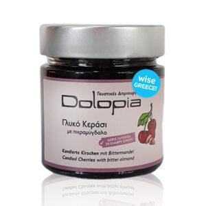 Dolopia Γλυκό κουταλιού Κεράσι πικραμύγδαλο