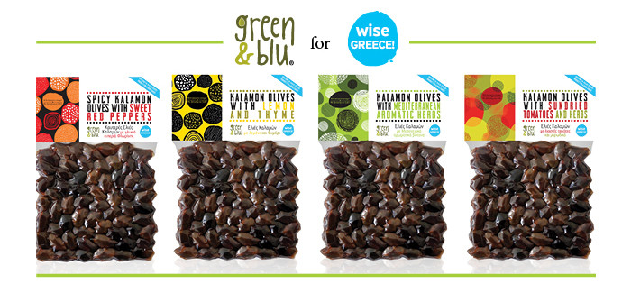 H Green n Blu δημιουργεί προϊόντα για τη Wise Greece!