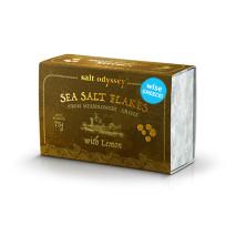 Sea Salt Flakes Lemon