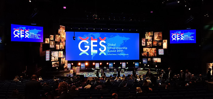 H Wise Greece στο GES 2019