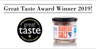 bbq salt award