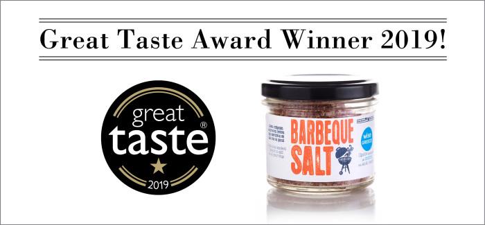 Κατακτήσαμε ένα ακόμα Great Taste Award!