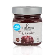 plum jam no sugar