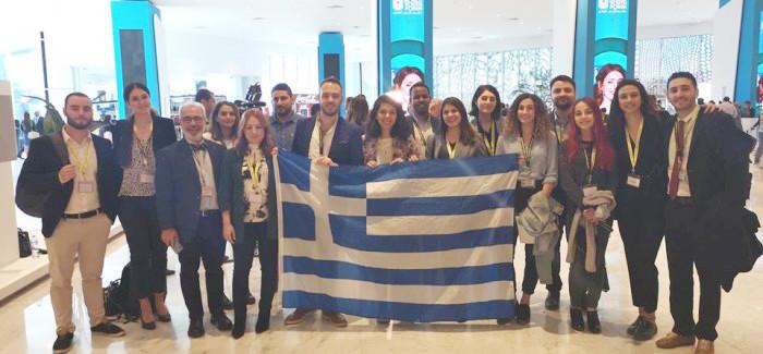 Η Wise Greece στο World Youth Forum!